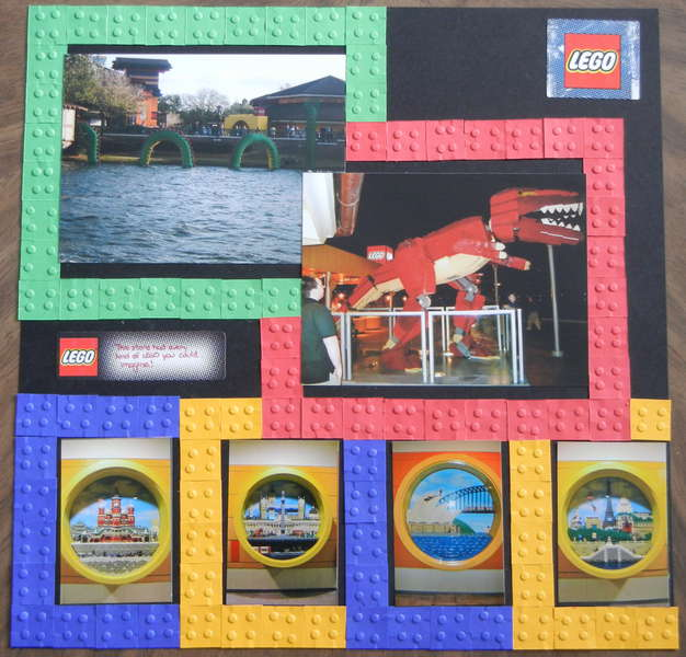 LEGO - Downtown Disney