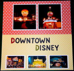 Downtown Disney - Right Side