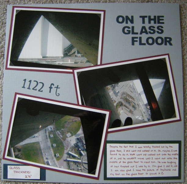 On the Glass Floor