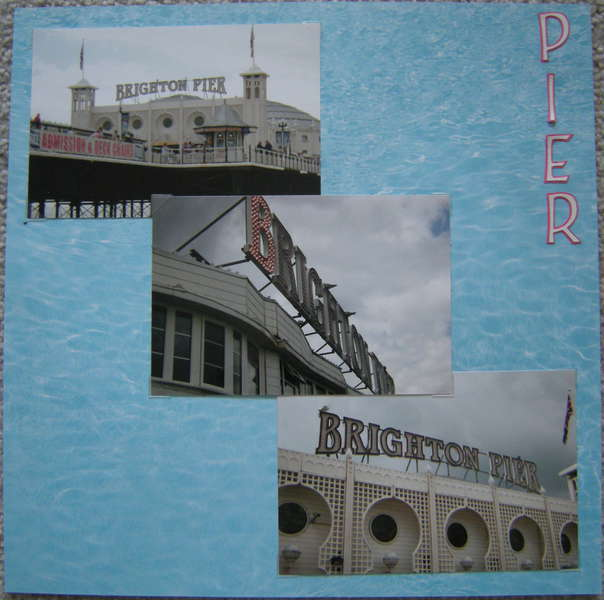 Brighton Pier - Right Side
