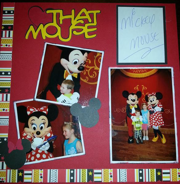 The Mouse page 1