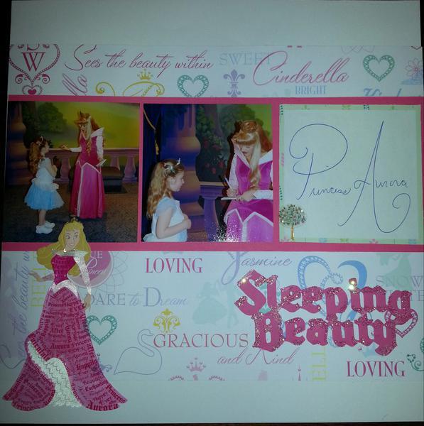 sleeping beauty page 2