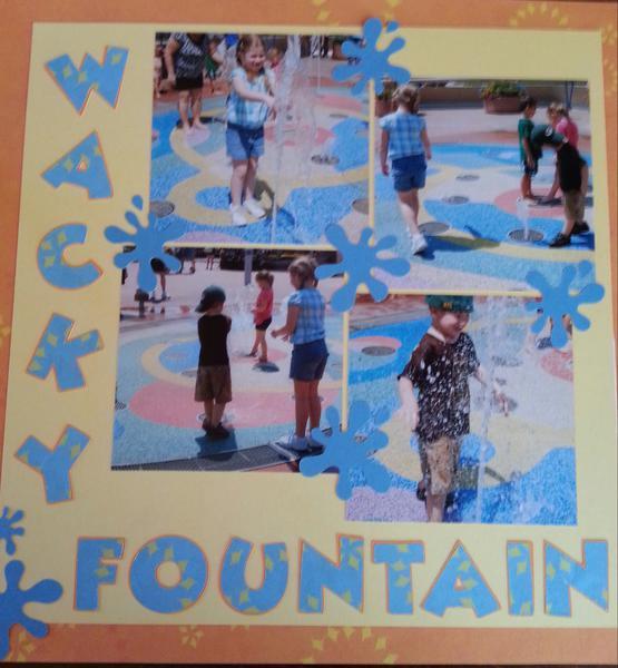 wacky fountain