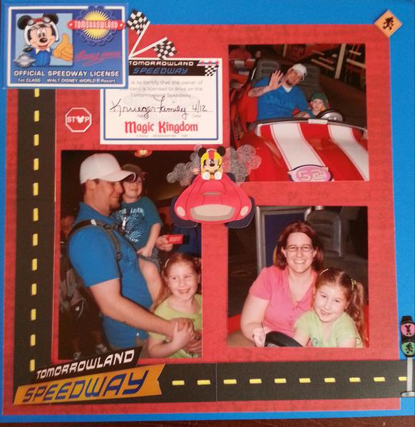 Disney speed