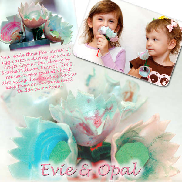 Flowers by Evie and Opal