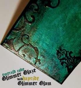 Glimmer Glaze & Glimmer Glam