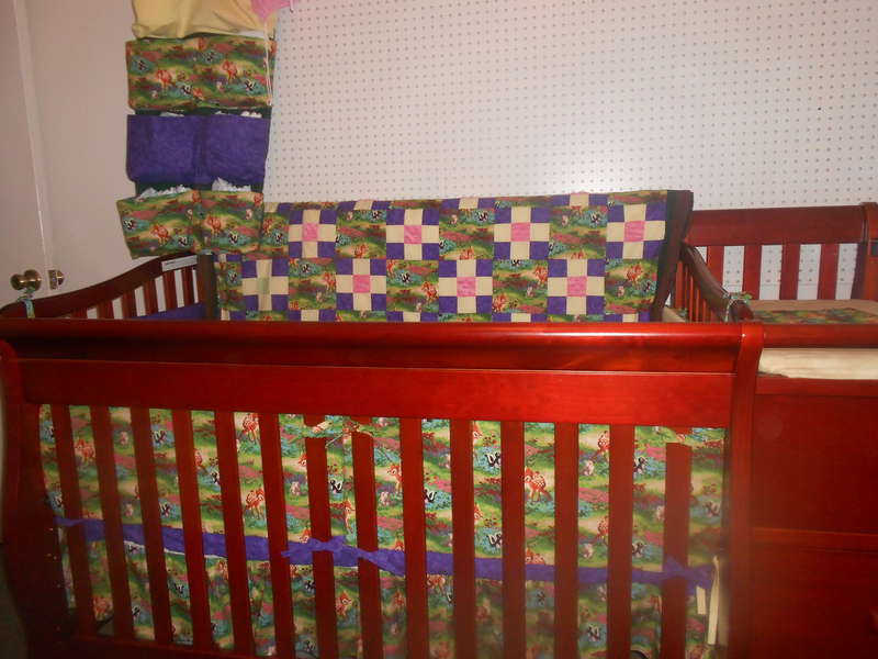 DGD2 Crib Left side