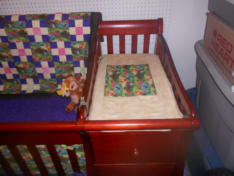 DGD2 Crib Right side