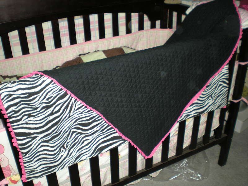 Zebra Quilt