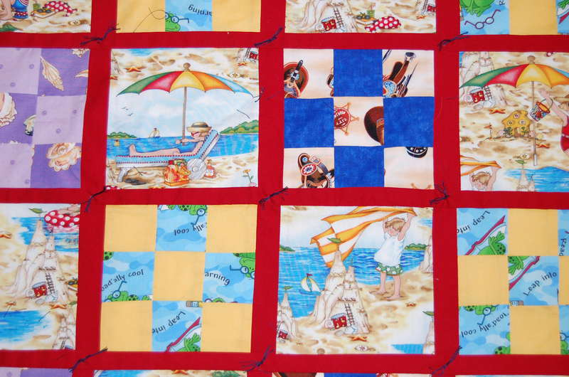 Finished Beach Quilt 2