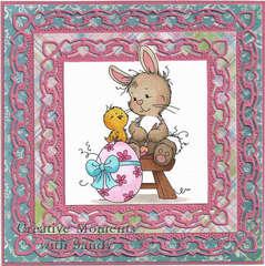 Sylvia Zet Easter Bunny