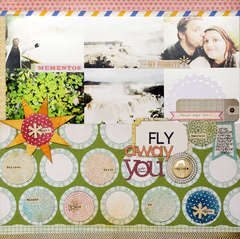 FLY away with YOU {Studio Calico}