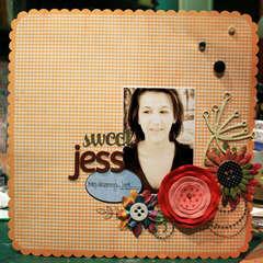 Sweet Jess °Pink Paislee°