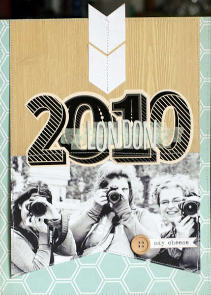 London 2012 {Studio Calico MAY kit}