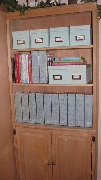 Maria's Bookshelf