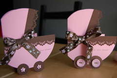 Baby Carriage Cards