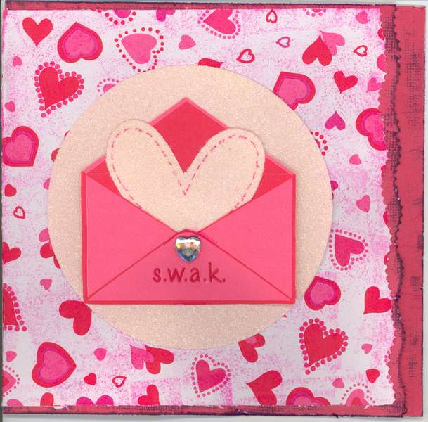 Stupid Cupid Card