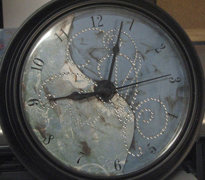 My First Altered Clock
