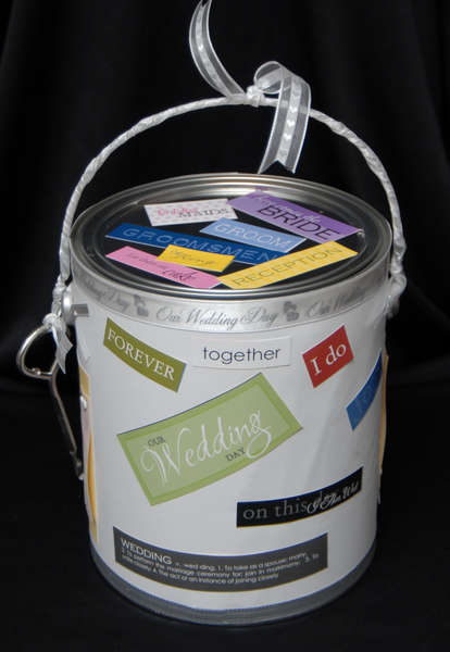 Wedding/Engagment/Anniversry Time Capsule