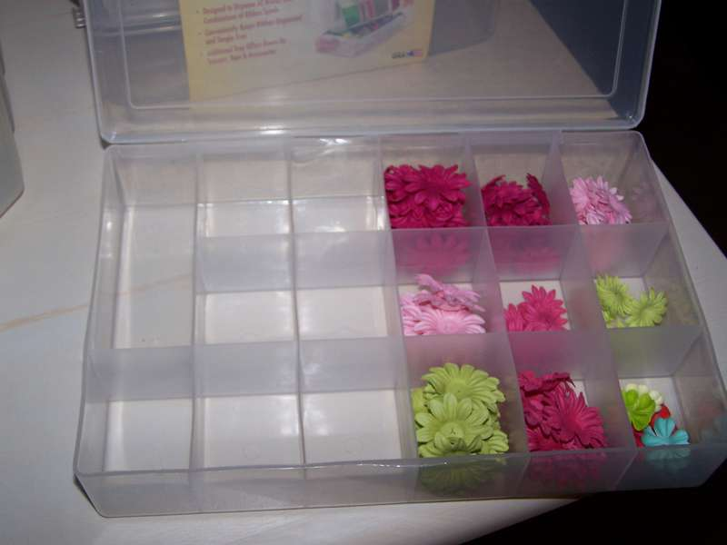 Flower Storage