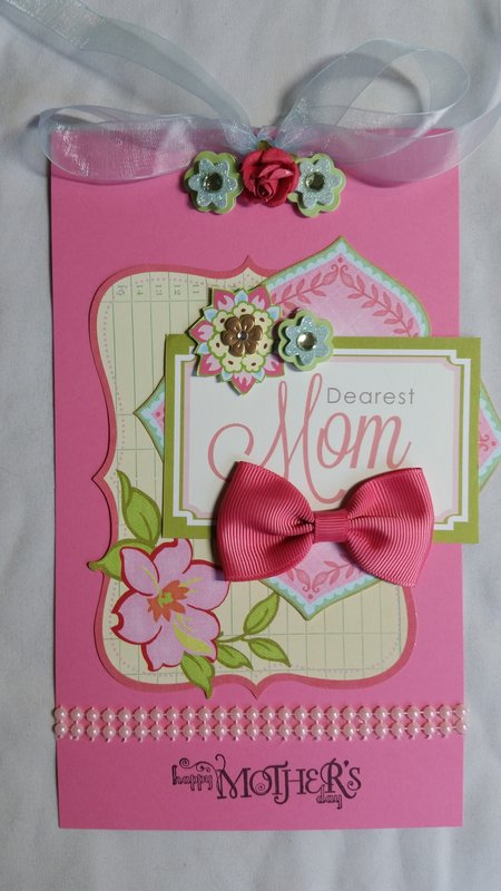 Mother's Day tag by Monique Fox