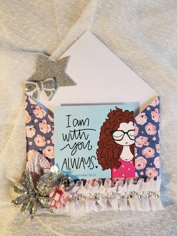 Envelope by Monique Fox