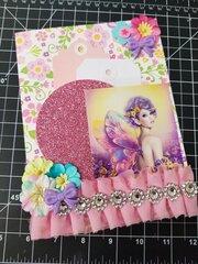 Fairy card by Monique Nicole Fox