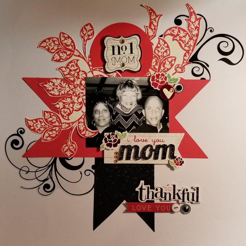 No 1 Mom by Monique Nicole Fox
