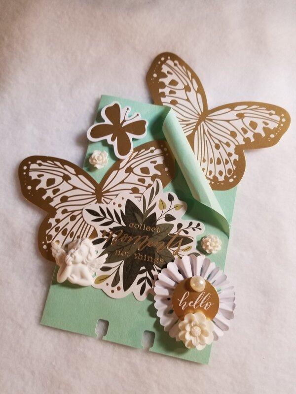 memorydex card by Monique Nicole Fox