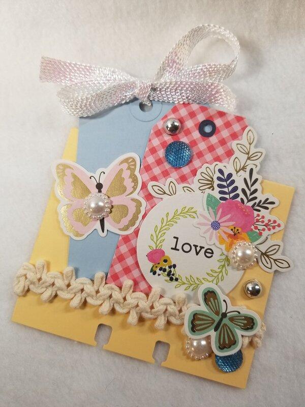Love memorydex card by Monique Nicole Fox