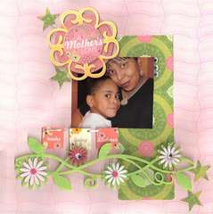 A Mother's Love  **Creative Scrappers**