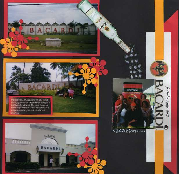 Casa Bacardi:  Puerto Rico