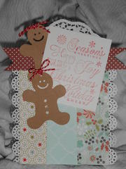 Christmas Card  **Birds of a Feather Kit Co.**