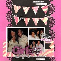 Girls Night Out  ***Teresa Collins/MAMBI***