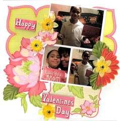 Happy Valentine's Day  **K&Company**