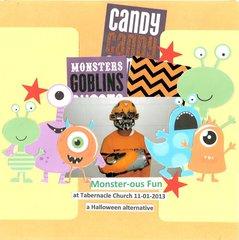 Monster-ous Fun