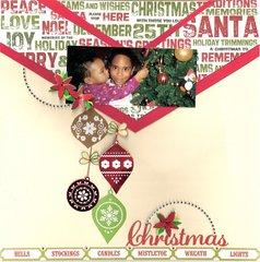 Christmas  ***Page Drafts Christmas Cheer***