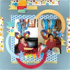 Happy Birthday  {{{Page Drafts & CSI File # 67}}}