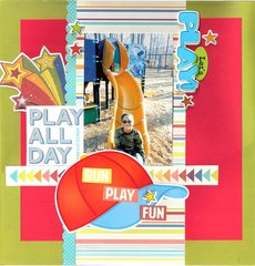 Play All Day  ***Page Maps Contest***
