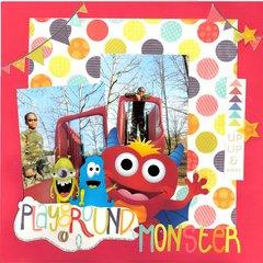 Playground Monster