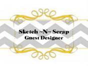 I am the September Layout Guest Designer at SNS.