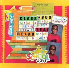 School Days:  5th Grade 2013/2014