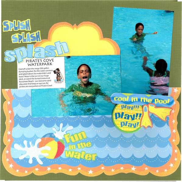 Splish Splash Splash  **Best Creations**