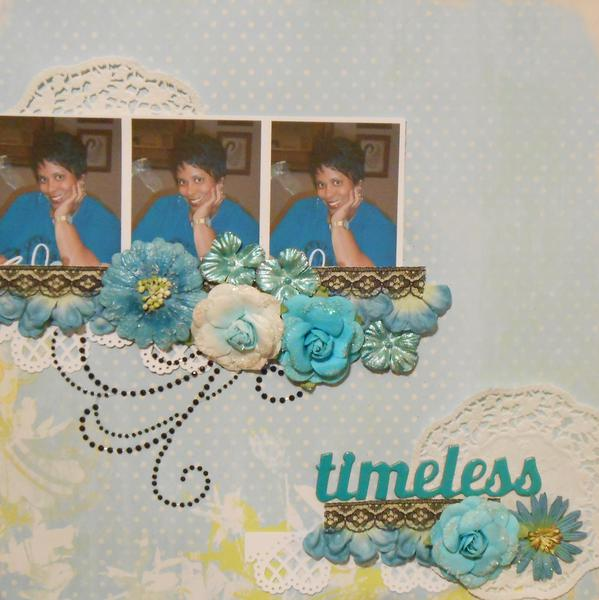 Timeless  ***Prima's Jan. BAP & PPP***