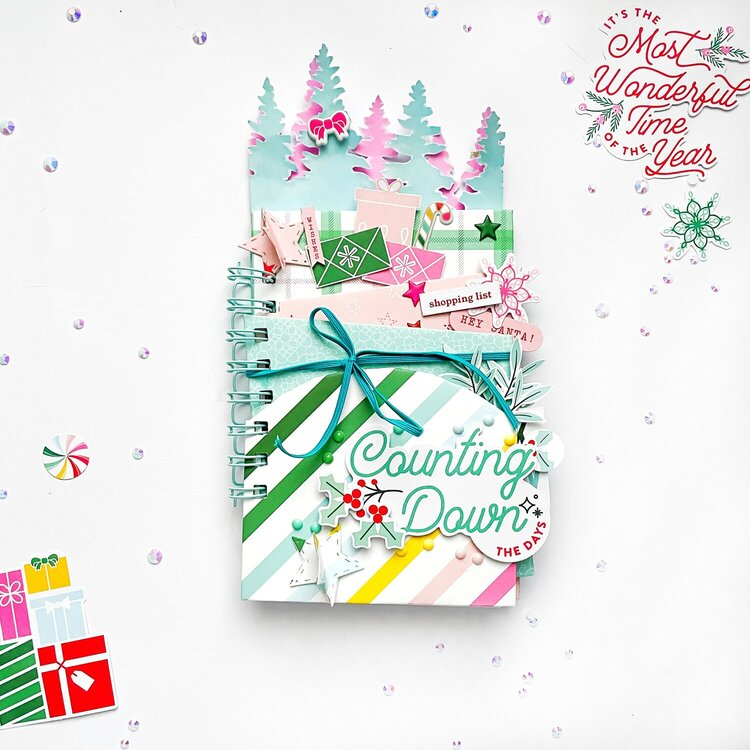Count the days till Christmas - Notebook