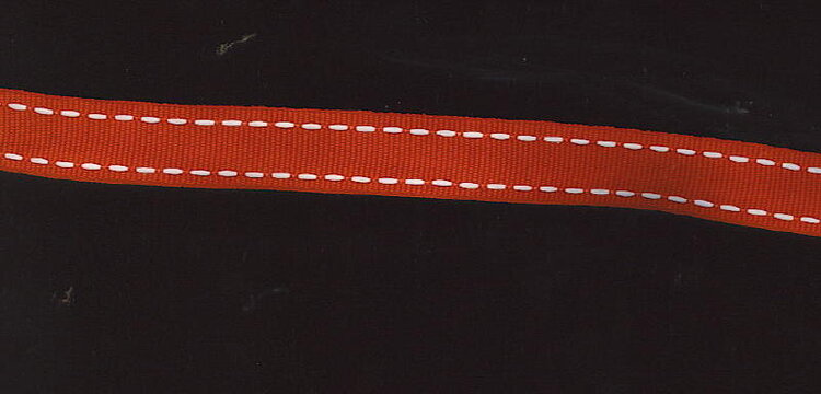 Grosgrain stitched (Ribbon Swap)
