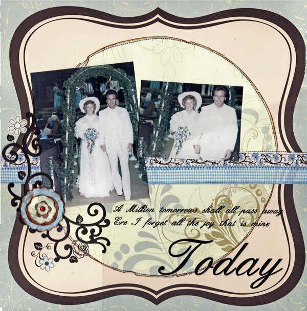 Today (Our Wedding)