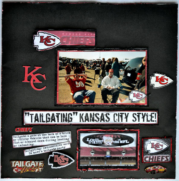 """Tailgating"" Kansas City Style"