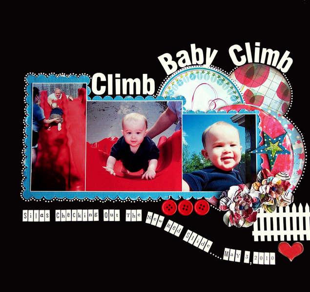Climb Baby Climb