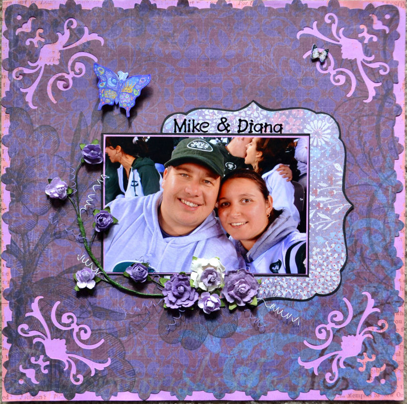 Mike and Diana